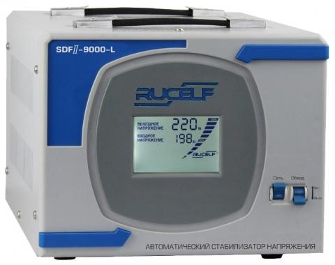 products/Стабилизатор напряжения RUCELF SDF.II-9000-L