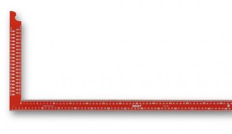 products/Плотницкий угольник (красный, 800х320 мм) SOLA ZWCA 800 56132201