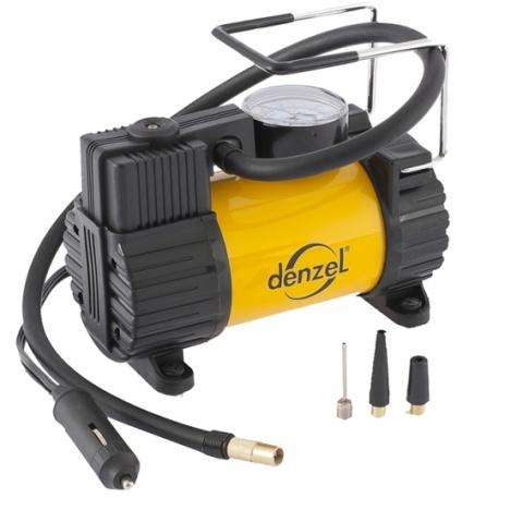 products/Компрессор автомобильный Denzel AC-37, 12 В, 7 атм, 37 л/мин, автомоб.предохранитель (арт. 58055)