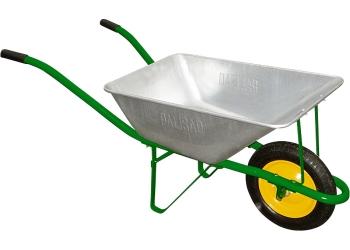 products/Тачка садовая, грузоподъемность 120 кг, объем 58 л PALISAD