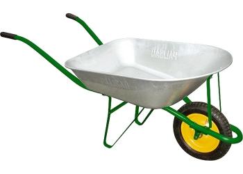 products/Тачка садовая грузоподъемность 160 кг, объем 78 л PALISAD