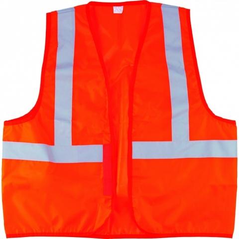 products/Жилет сигнальный, оранжевый, размер XL, Сибртех, 89513