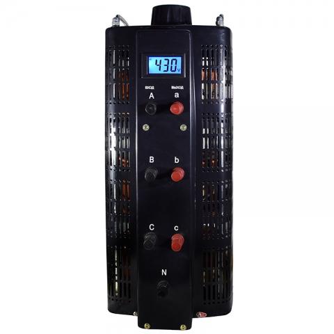 products/Трехфазный автотрансформатор ЛАТР SUNTEK 20000 ВА (27А), 2 года гарантии