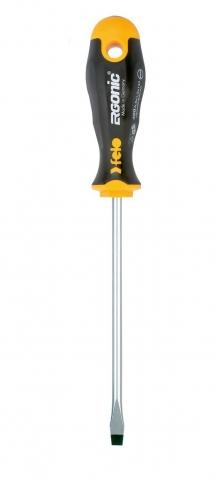 products/Felo Отвертка Ergonic плоская шлицевая 2,5X0,4X75 40002210