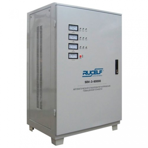 products/Стабилизаторы трехфазные RUCELF SDV-3-60000
