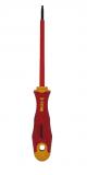 Felo Диэлектрическая отвертка Ergonic плоская шлицевая 3,5X0,6X100 41303590