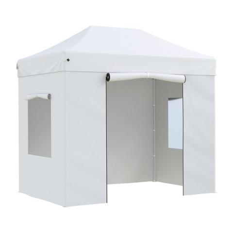 products/Тент-шатер садовый быстро сборный Helex 4320 3x2х3м полиэстер белый