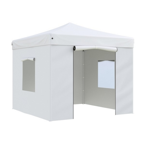 products/Тент-шатер садовый быстро сборный Helex 4330 3x3х3м полиэстер белый