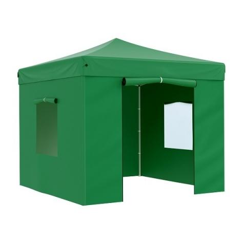 products/Тент-шатер садовый быстро сборный Helex 4331 3x3х3м полиэстер зеленый