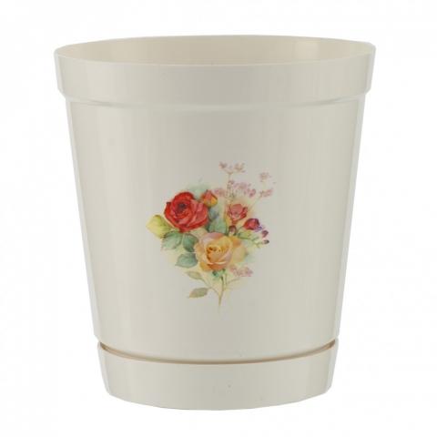 products/Горшок Глэдис роза 1,2 л// Palisad,69261