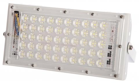 products/Светодиодный прожектор GLANZEN FAD-0030-50-RGB