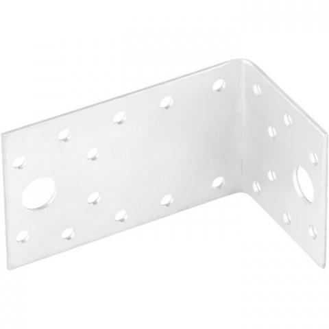 products/Крепежный уголок ассиметричный, KUAS 90x50x55 мм, Россия, Сибртех, 46447