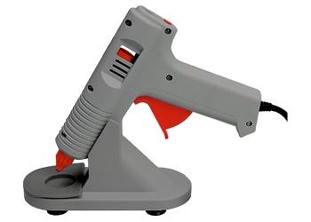 products/Клеевой пистолет с регулировкой температуры, 70W - 220V, с подставкой MATRIX