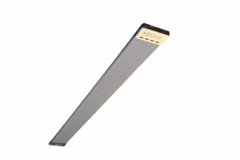 products/IH0800 Обогреватель инфракрасный, подвесной, 0,8кВт, площ обогрева 16м2, STURM