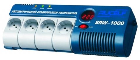 products/Стабилизатор напряжения релейный RUCELF SRW- 1000-D