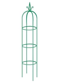 products/Колонна садовая декоративная для вьющихся растений, 205 х 38 см, круглая PALISAD