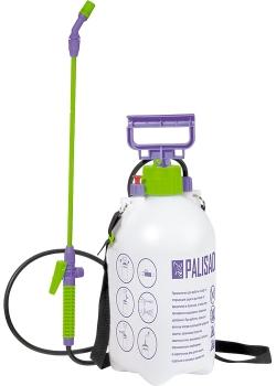 products/Опрыскиватель ручной, 5 л, с насосом, шлангом, разбрызгиватель PALISAD