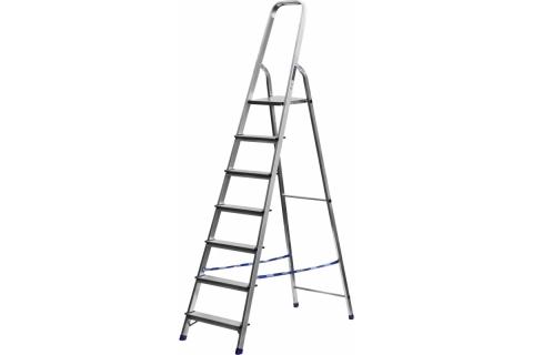 products/Лестница-стремянка СИБИН алюминиевая, 7 ступеней, 145 см 38801-7