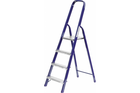 products/Лестница-стремянка СИБИН стальная, 5 ступеней, 103 см 38803-05
