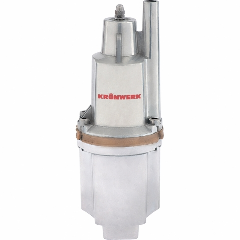 products/Вибрационный насос Kronwerk KVP300, 1080 л/ч, подъем 70 м, кабель 10 метров (арт. 97235)