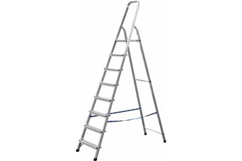 products/Лестница-стремянка СИБИН алюминиевая, 8 ступеней, 166 см 38801-8