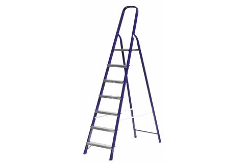 products/Лестница-стремянка СИБИН стальная, 7 ступеней, 145 см 38803-07