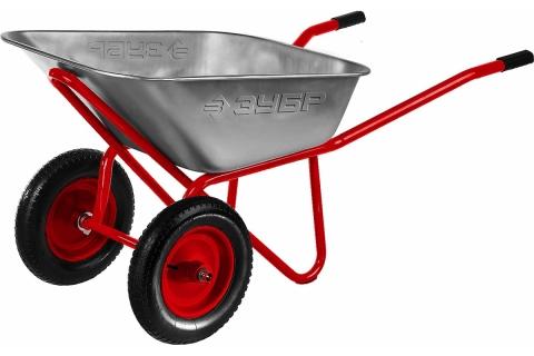 products/ЗУБР Т-22 тачка строительная двухколесная, 200 кг 39950