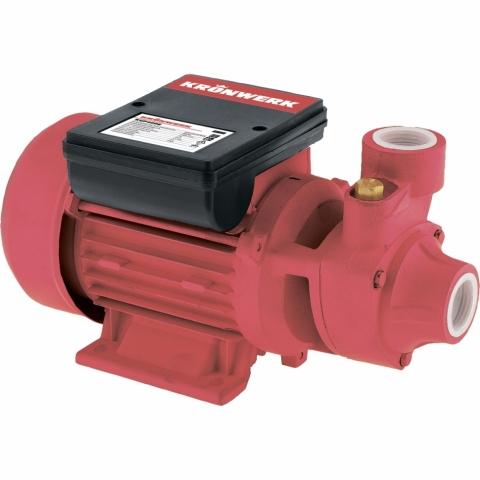 products/Садовый поверхностный насос Kronwerk KGP600E, 600 Вт, 3000 л/ч, подъем 30 м, чугун (арт. 97206)
