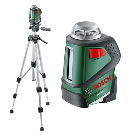 products/Лазерный нивелир Bosch PLL 360 Set (0603663001)