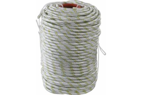 products/Фал плетёный капроновый СИБИН 24-прядный с капроновым сердечником, диаметр 12 мм, бухта 100 м, 2200 кгс 50220-12