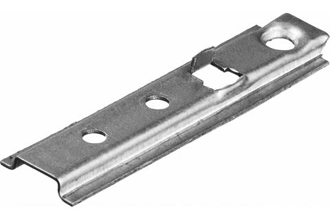 products/Крепеж с дистанциром для фасадной и террасной доски Планка-Волна, 75 мм, 160 шт, оцинкованный, ЗУБР 30703-75