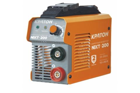products/Сварочный инвертор Кратон NEXT-200, 3 04 02 015