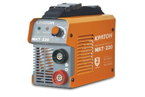 products/ Инвертор сварочный Кратон NEXT-220 (заменен на 3 04 02 021), арт. 3 04 02 016