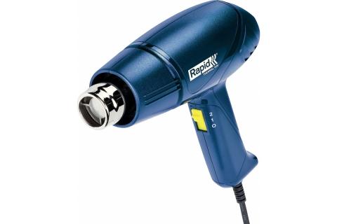 products/Фен строительный RAPID Thermal 1600 Вт. Регулировка температуры: 60°C / 550 °C. Расход воздуха 280 л/мин, арт. 24359800