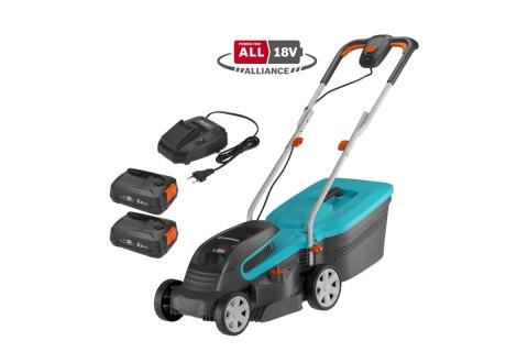 products/Аккумуляторная газонокосилка Gardena PowerMax 3236V P4A 14621-20.000.00