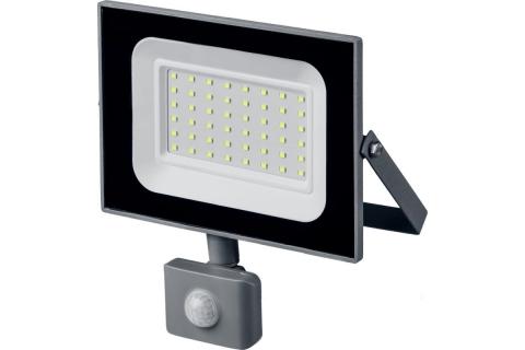 products/Светодиодный прожектор STAYER LED-Max с датчиком движения 57133-50