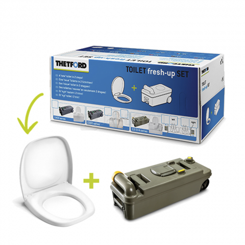 products/Промо-набор для кассет туалета Thetford C2/C3/C4 RH, арт. 20057162