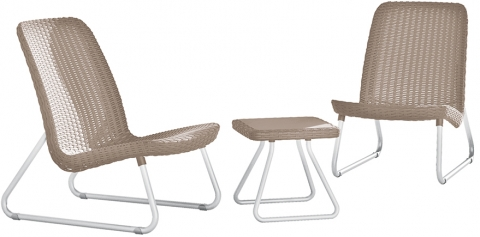 "products/Комплект ""Rio patio set"" Keter (арт. 17197637)"
