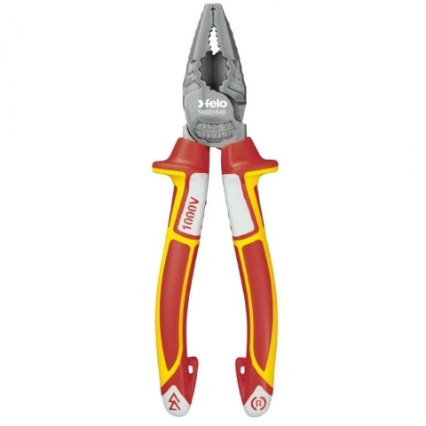 products/Felo Диэлектрические комбинированные плоскокубцы 180 мм 58001840