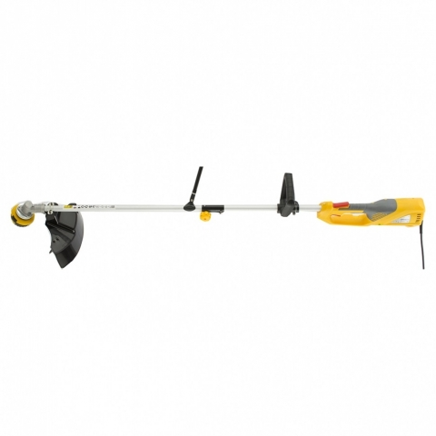 products/Триммер электрический Denzel TE-1200, 1200 Вт, 380 мм, катушка + диск, разборная штанга (арт. 96611)