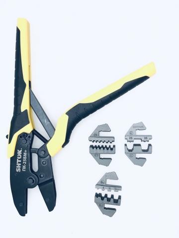 products/Набор электрика Трапеция: ПК-25БМ+ матрицы D, F, F1, 4 пр, в сумке SHTOK 07042