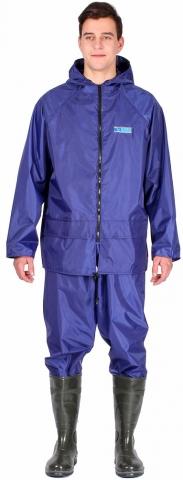 products/Костюм влагозащитный Poseidon WPL (Нейлон/ПВХ,225), синий, Факел арт. 87462474