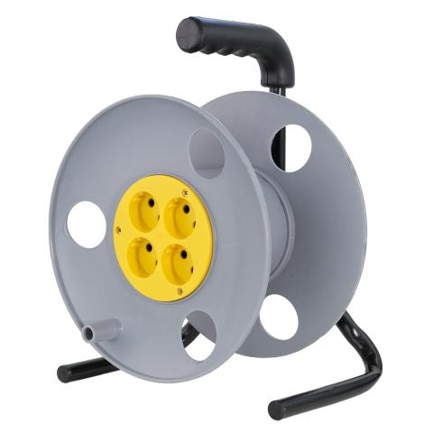 products/Катушка без провода GLANZEN 4 гн. с зазем. Ф270мм EL-00-270Z