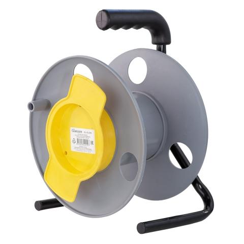products/Катушка без провода GLANZEN с выносным барабаном Ф270мм EL-01-270
