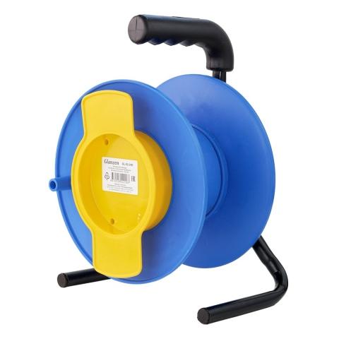 products/Катушка без провода GLANZEN с выносным барабаном Ф240мм EL-01-240