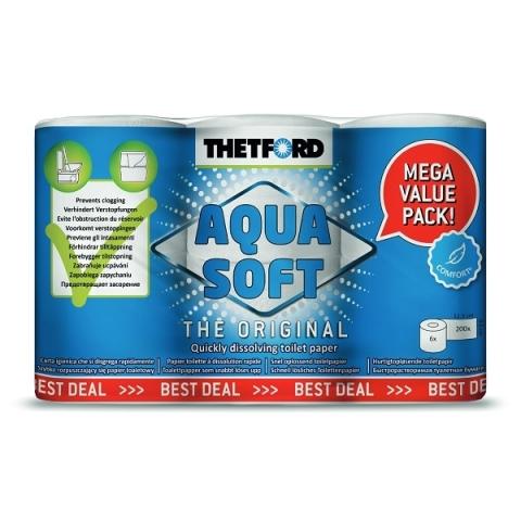 products/Туалетная бумага для биотуалета Thetford Aqua Soft 202241 6 шт.