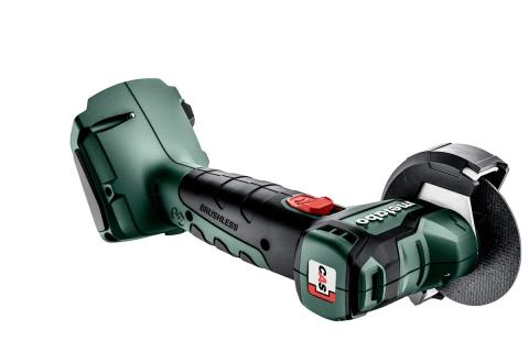 products/Аккумуляторная угловая шлифмашина Metabo C 18 LTX BL 600349850, без АКБ и ЗУ, коробка