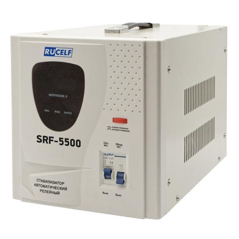 products/Стабилизатор напряжения релейный RUCELF SRF-5500
