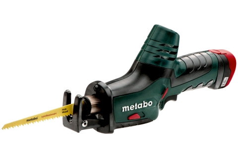 products/Аккумуляторная ножовка Metabo Powermaxx ASE 10.8 (602264500), кейс