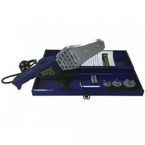 products/Аппарат для сварки пластиковых труб FAVOURITE 800Вт в кейсе (арт. PC EVO 3108 )